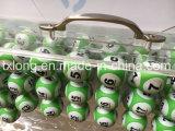 Las bolas de Bingo Keno dibujo bola pelota Juego de Pelota de acrílico de caso
