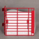 Combinazione del Multi-Materiale personalizzata fabbrica di cremagliera di visualizzazione d'attaccatura del cestino del frigorifero