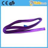 Imbracatura di sollevamento infinita della tessitura del poliestere/imbracatura rotonda