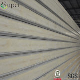 Heat-Insulated Rigid PU Sandwich Panel for Wall gold Roof
