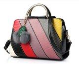 広州の工場女性PUのHandbags革ハンドバッグデザイナー女性