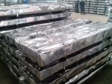 Aluminiumzink-Dach-Blätter/Größe der Zink-Blatt-Dach-Entwurfs-Welle