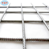 Acoplamiento de alambre soldado de refuerzo concreto de la dimensión de una variable de la perforación rectangular