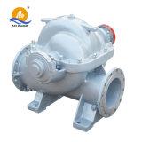 Pompa ad acqua centrifuga azionata a cinghia motorizzata diesel del rimorchio mobile