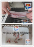 Электрический резец косточки мяса рыб, мясо рыб с машиной косточки Dicing