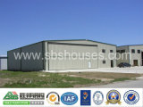 Cloche recyclable professionnelle structurale en acier de construction d'entrepôt