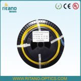Катышка кабеля оптического волокна FTTH OTDR