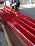 Konkurrenzfähiger Preis-Blumen-Muster-Stahl für Garage-Raum-Haus