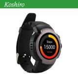 3Gアンドロイド5.1の携帯電話GPSのスマートな腕時計