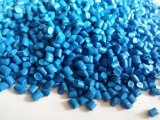파란 색깔 Masterbatch PP/PE/PS/ABS 높은 안료 농도 Masterbatch
