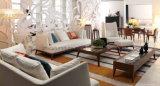 Sofá moderno de la tela de la sala de estar de la alta calidad (MS1602)