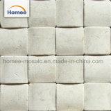 48x48mm cuadrado en 3D Mosaic barata Crema italiana suelos de baldosa de mármol beige