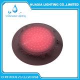 luzes subaquáticas enchidas resina da piscina fixada na parede do diodo emissor de luz 3000lm