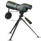 (KL5022) telescopio esterno del riflettore del Singolo-Tubo degli uccelli 45X60s/di visione notturna a gettoni Digitahi con portata di macchia di caccia di Tripot