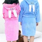 Algodão encapuzados Terry bebê roupão de banho / / / Sleepwear Pajama roupa de dormir