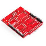 Ramps1.4 Reprap를 위한 최신 판매 3D 인쇄 기계 CNC 방패 V3 A4988 관제사
