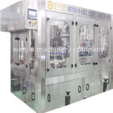 Haustier-Flaschen-Aluminiumfolie-Dichtungs-Milch-Saft-Plomben-Maschinerie