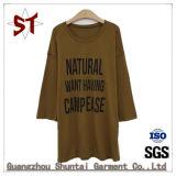 Senhoras Sports T-shirt Casual roupas da moda