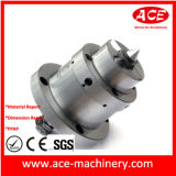 アルミニウムBarstockのCNCの機械装置の製粉