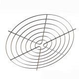 Раунда провод выпуска воздуха из нержавеющей стали решетка вентилятора