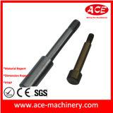 CNC que estampa el hardware del rectángulo de la electrónica