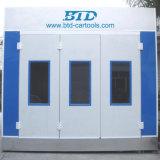 Btd 판매를 위한 자동 휴대용 살포 부스 차 분무 도장 부스