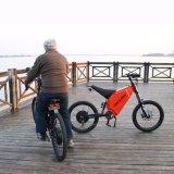 Bicicleta eléctrica llena de la suspensión 5000W del marco de la bici de montaña
