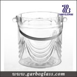 el cubo de hielo del verano 7PCS fijó con el vaso del vidrio 6PCS
