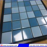 Foshan-Swimmingpool-blaue keramische Mosaik-Fliese (VMC48B01 306X306mm)