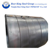 China-Lieferanten-Tausendstel-Preis-heiße kaltgewalzte Russ-angestrichene packende Riemen-Brücke/Stahlstreifen/aufgeschlitzter Ring 65mn SPHC