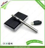Batteria ricaricabile del commercio all'ingrosso della penna del USB Cbd Vape della parte inferiore su ordinazione di marchio