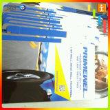 Tarjeta ULTRAVIOLETA de la espuma del PVC de la impresión de Customed para la visualización