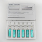 OEMの美容製品の/Skinの心配かアスコルビン酸の注入のビタミンCの注入500mg/2ml/5ml