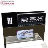 Встречный шкаф стеллажа для выставки товаров солнечных очков Eyewear