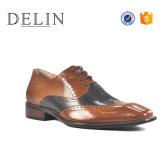 Дизайнер одежды мужчин обувь обувь из натуральной кожи для мужчин 2018