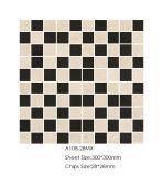 Los mosaicos de porcelana esmaltada para decoración de suelos y paredes (A108-28MX)