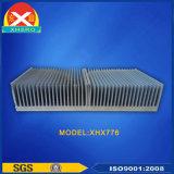 周波数変換装置に使用するCustomerizedのアルミニウム脱熱器