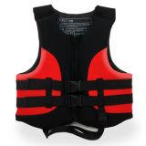 Модный спасательный жилет неопрена для заниматься серфингом