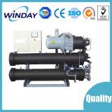 Wassergekühlter Schrauben-Kühler für HVAC (WD-500W)
