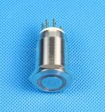 THIS 19mm Light Waterproof Dpdt Push Switch Short prop