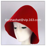 Wolle-Filz-Hutrohling für Form-Dame Hat