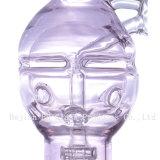 Df2132-3 Waterpijp de Van uitstekende kwaliteit van het Glas van de Waterpijp van de Brander van de Olie van de lage Prijs