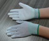 ESD Pu de Geschikte Handschoen Guantes ESD van de Palm van de Handschoen Pu