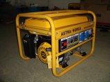 6kw aprobación CE de cilindro único generador de gasolina (TG7500/E)