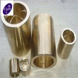 Tubo de cobre amarillo plomado de CZ122 C37800 Cuzn39pb3