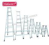 3 футов библиотеки по доступной цене Складная лестница с петли рамы алюминиевые лестницы
