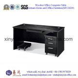 Dunkle Farben-Melamin lamellierter Personal-Büro-Schreibtisch (MT-2421#)