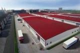 プレハブ工学倉庫の鋼鉄構造倉庫デザイン