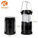 La lunga autonomia multifunzionale LED della lanterna esterna di alto potere emerge indicatore luminoso