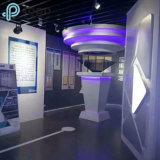 la scatola di presentazione olografica 3D modella il vetro (HD360-TP)